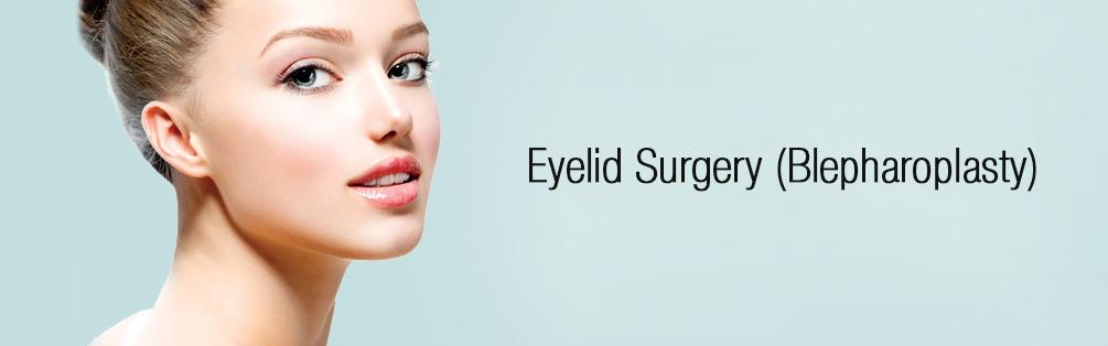Eyelid Surgery Blepharoplasty dubai