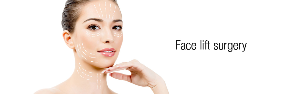 Face lift surgery dubai