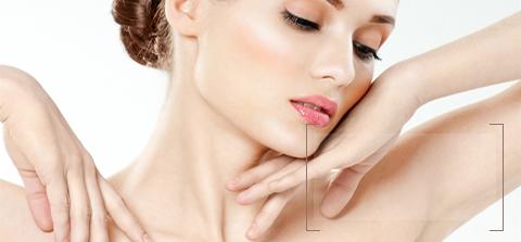 Laser Hair Removal underarms Dewderm dubai