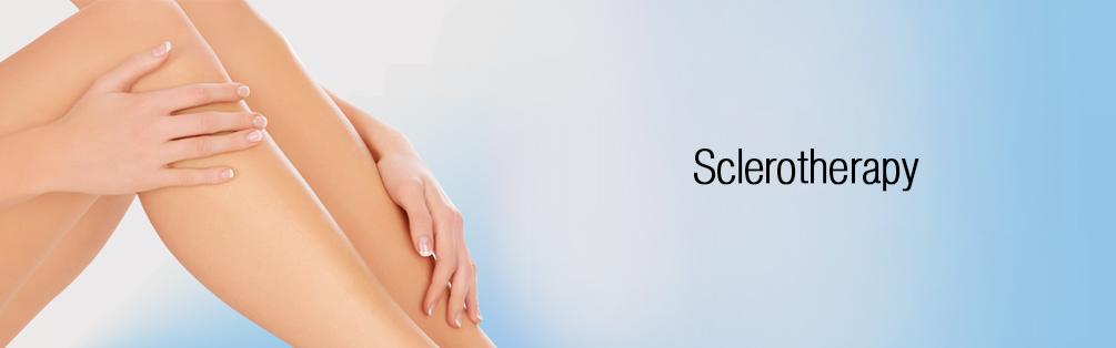 Sclerotherapy Dewderm dubai